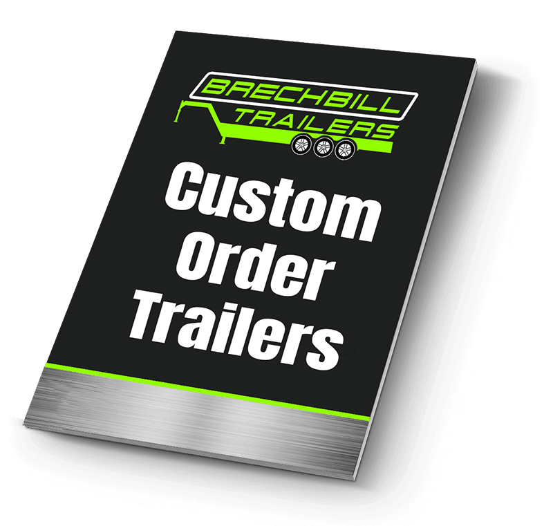 Brechbill Trailer Order Catalog Photo Order Custom Trailers