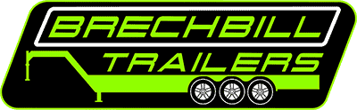 Brechbill Trailer Sales LLC Main Footer Logo Trailers for Sale