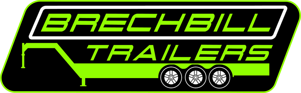 Brechbill Trailer Sales Logo Website Header