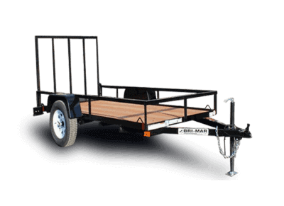 Utility and Landscape Trailer Bri-Mar