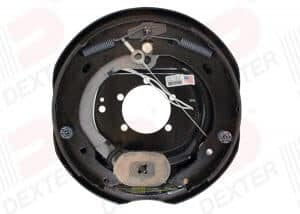 Electric Trailer Brake Assembly
