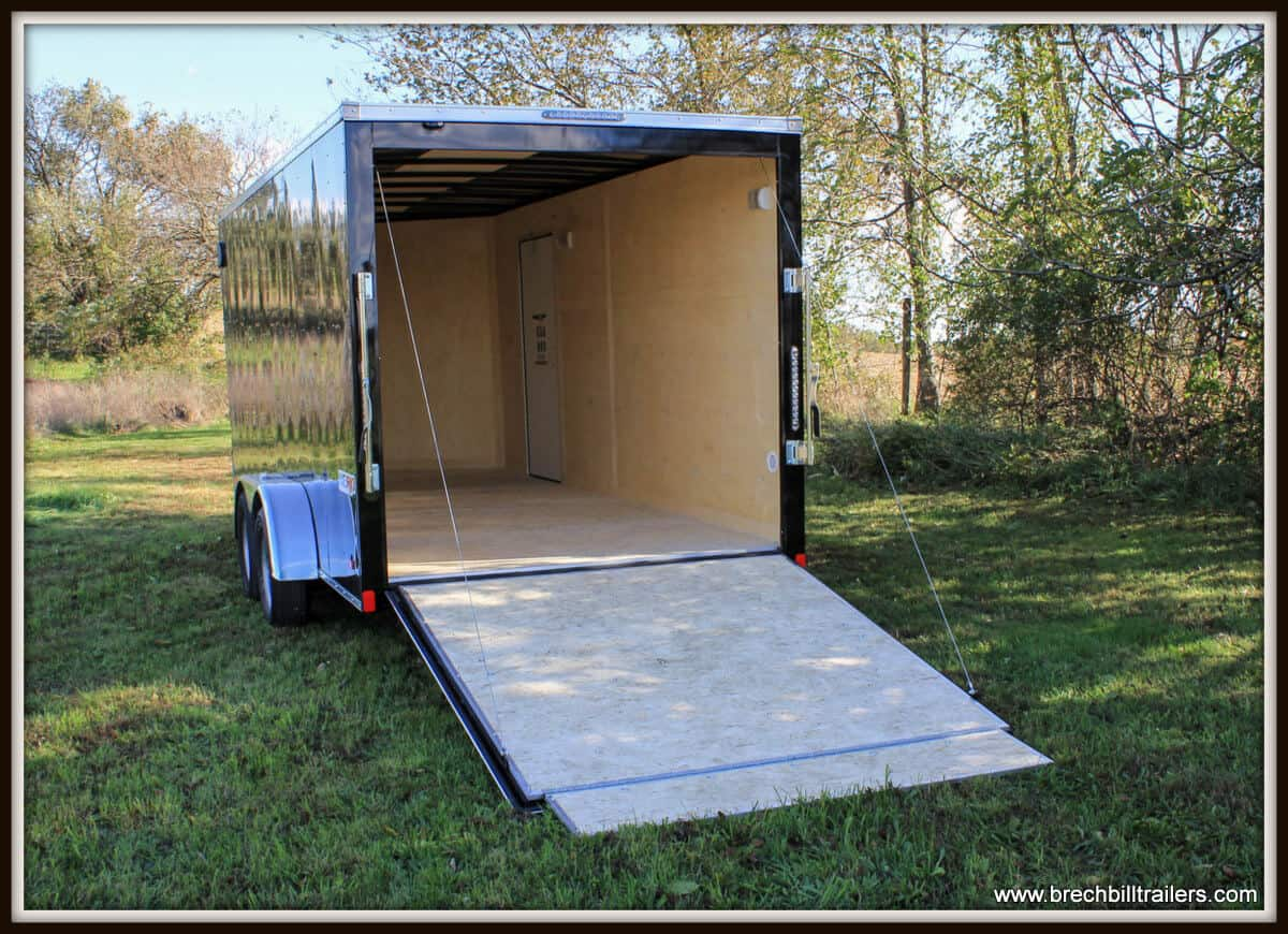 Bravo Hero Enclosed Cargo Trailer