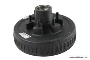 """12"""" Hub and Drum Assembly"""