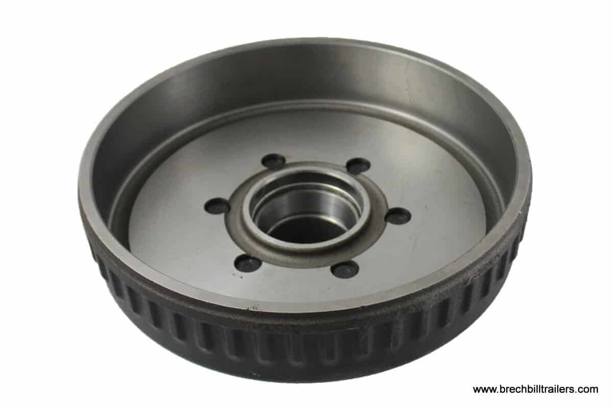 "12"" Hub and Drum Assembly"