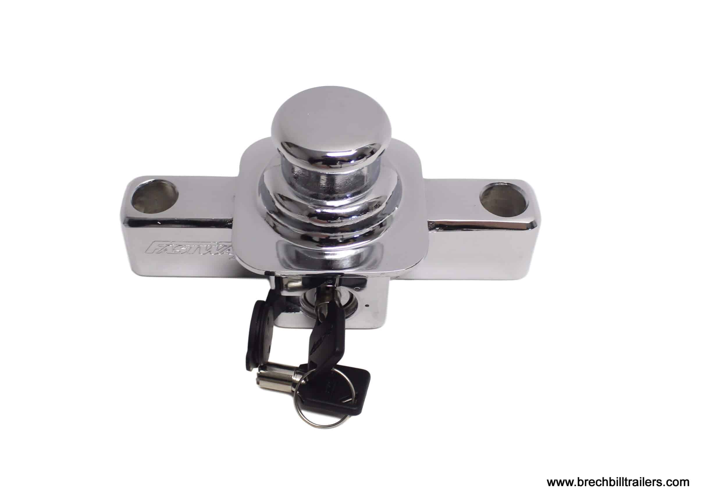 Universal Coupler Lock Maximum Security