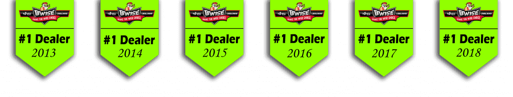 Number One Bwise Dealer 6 Years