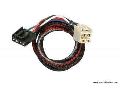 Brake Control Wiring Adapter Harness