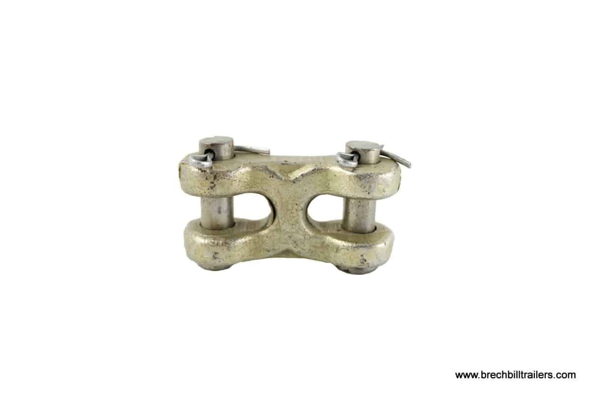 Carbon Steel Forged Twin Clevis