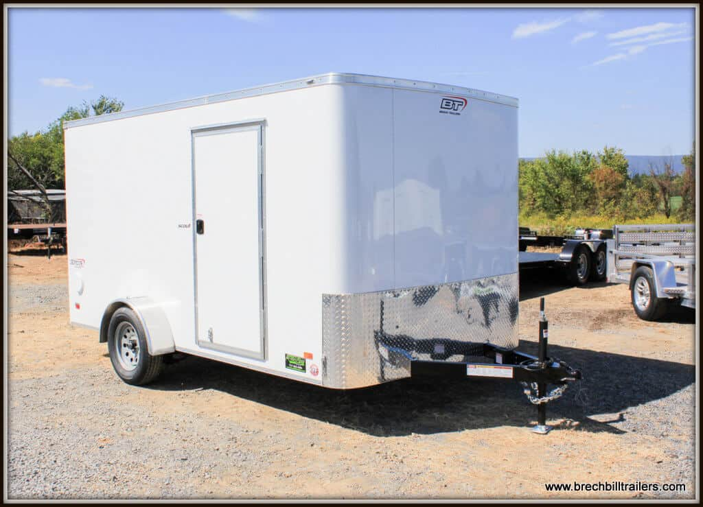 Bravo Enclosed Trailer