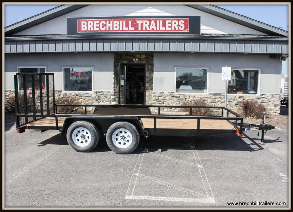 Bri-Mar Utility Trailer