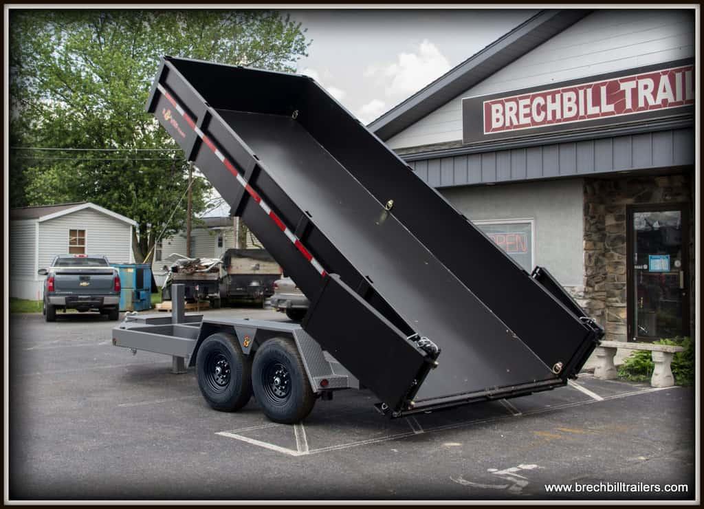 Bwise Dump Trailer DLP16-15