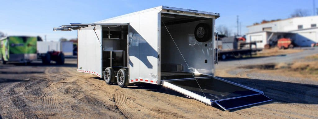 Bravo Enclosed Trailer Chambersburg