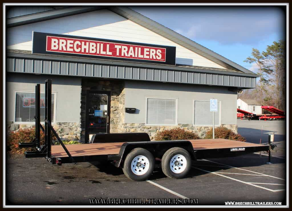 Bri-Mar Equipment Trailer