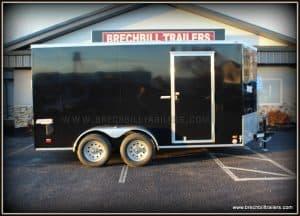 Bravo Box Eclosed trailers for sale