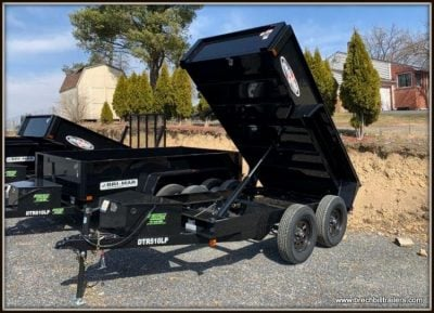 Bri-Mar Dump Trailer DTR510LP-7