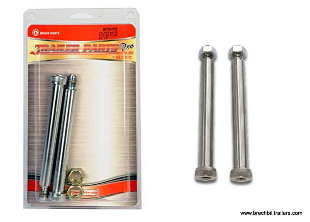 Caliper Retaining Shoulder Bolts