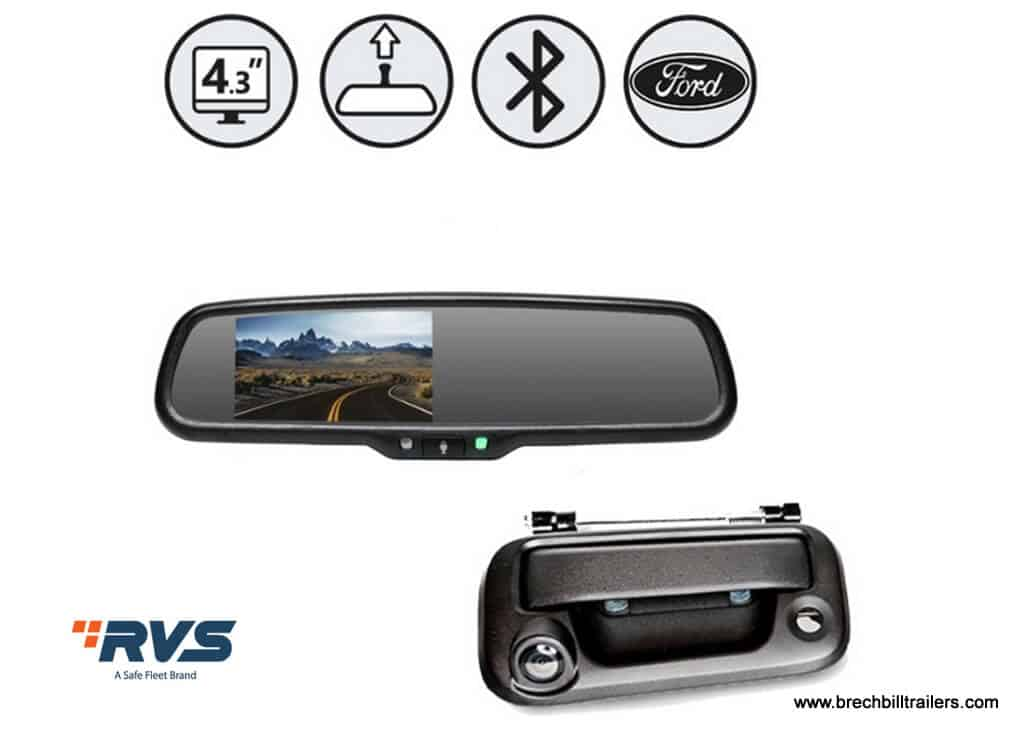 REAR VIEW SAFETY//RVS SYSTEMS RVS-020813 Backup Camera System,WiFi