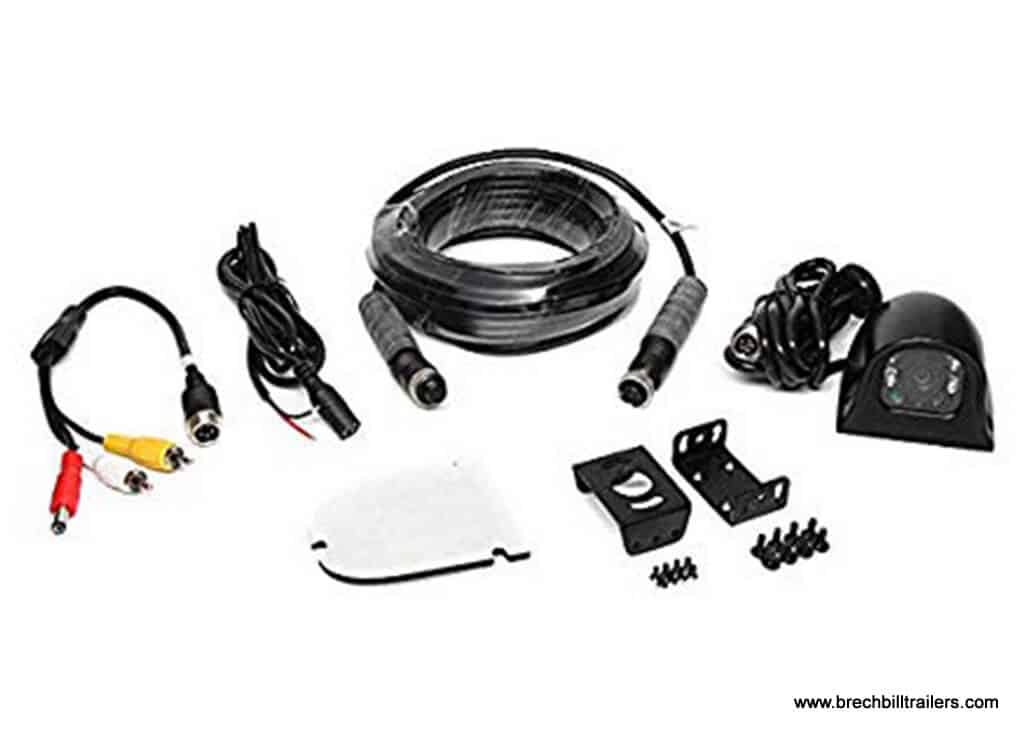 Rear View Safety Right Side Backup Camera With 66' Cable ... Vision Star Backup Camera Wiring Diagram on