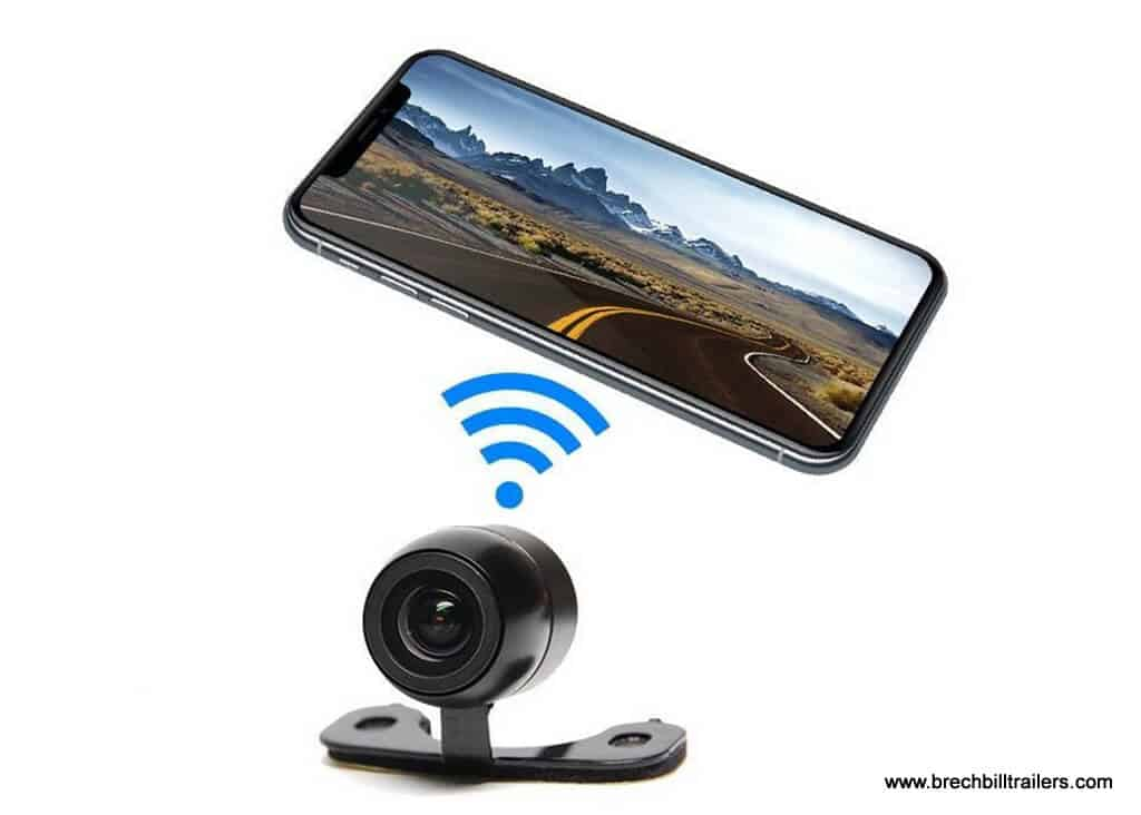 Rear View Safety WiFi Backup Camera
