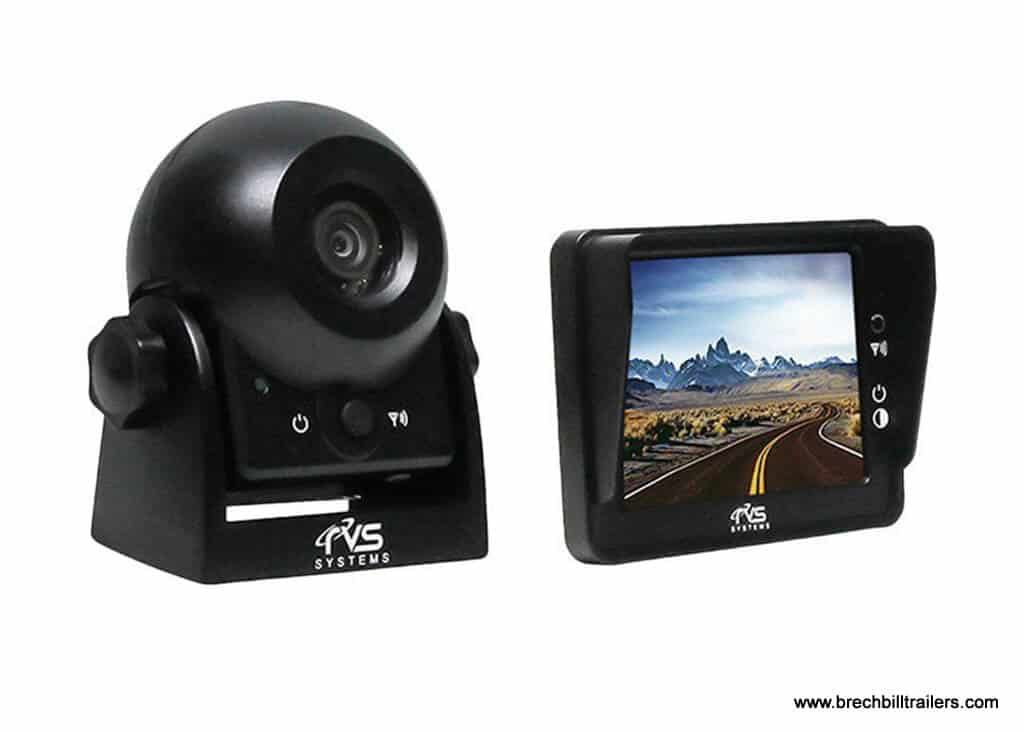Wireless Hitch Backup Camera