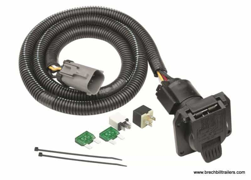 Ford F250 Trailer Wiring