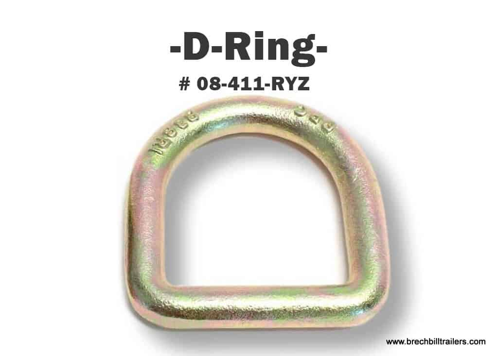 Bolt on D-Ring Only
