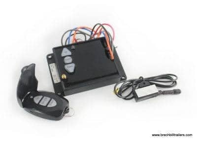 Wireless Remote for Hydraulic Pumps