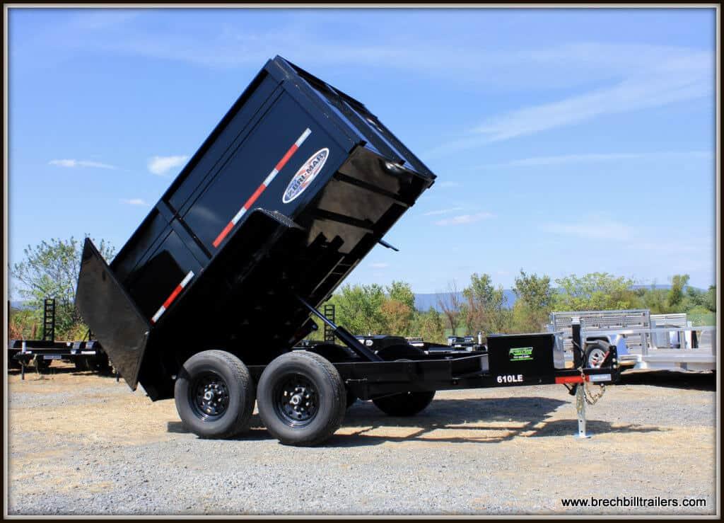 Bri-Mar Dump Trailer