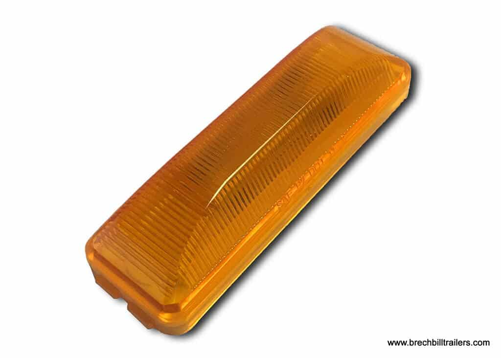 LED Amber Marker Clearance Light