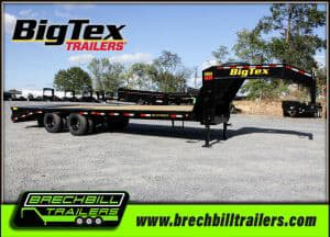 Big Tex Gooseneck Equipment Trailer 22GN-20BK+5MR