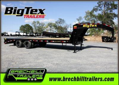 Big Tex Gooseneck Equipment Trailer 22GN-20BK+5MR