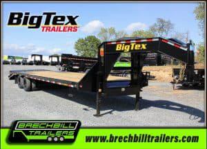 Big Tex Gooseneck Equipment Trailer 22GN-28BK+5MR