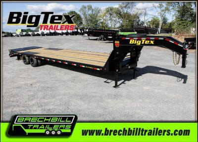 Big Tex Gooseneck Equipment Trailer 22GN-30BK+5MR