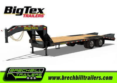 Big Tex Gooseneck Equipment Trailer 22GN
