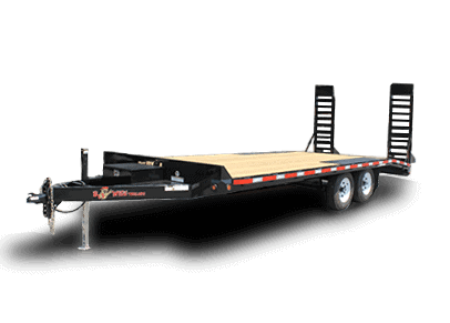 Bwise Deckover Equipment Trailer