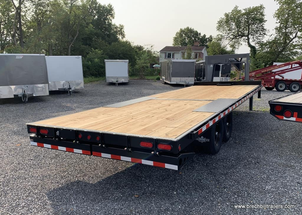 BWISE GOOSENECK TRAILER FOR SALE NEAR ME GRAY STEEL