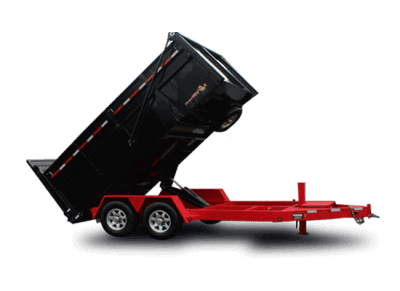 Bwise Ultimate Dump Trailers (DU16-15)