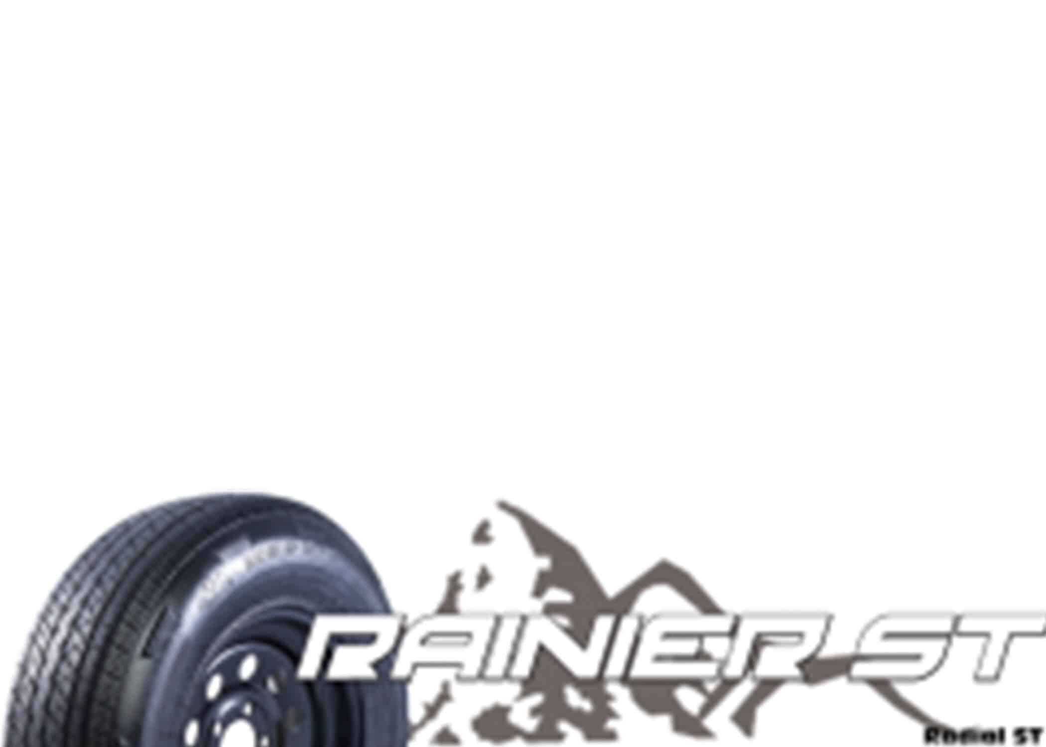 Spare Tire Radial