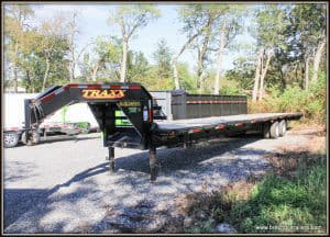 Used Traxx Trailers
