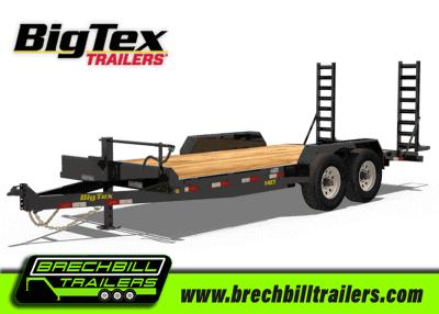 Big Tex Heavy Duty Equipment Trailer 14ET