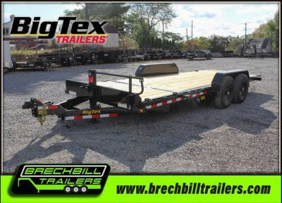 Big Tex Tilt Trailer