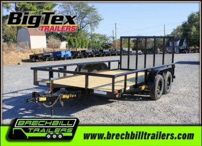 Big Tex Pipe Utility Trailer 70PI-14XBK4RG-GA