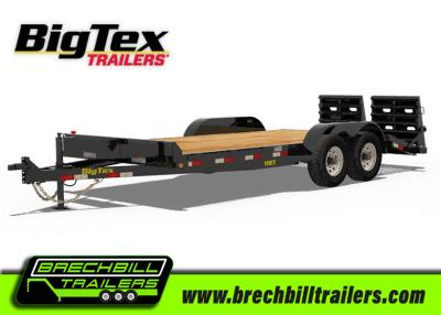 Big Tex Pro Series Equipment Trailer 10ET