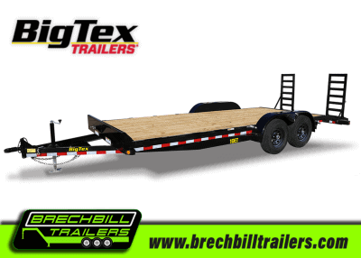 Big Tex Pro Series Equipment Trailer 10ET-18BK-KR