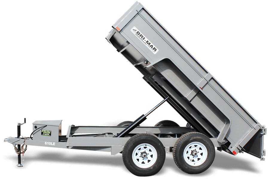 The Best High Quality Dump Trailers On The Market Today!