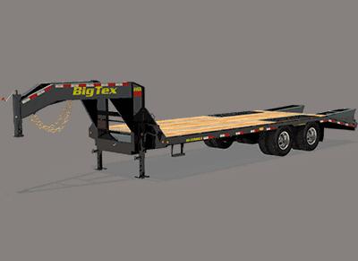 all-gooseneck-trailers big tex