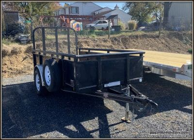 Used 2011 PJ Utility Trailer