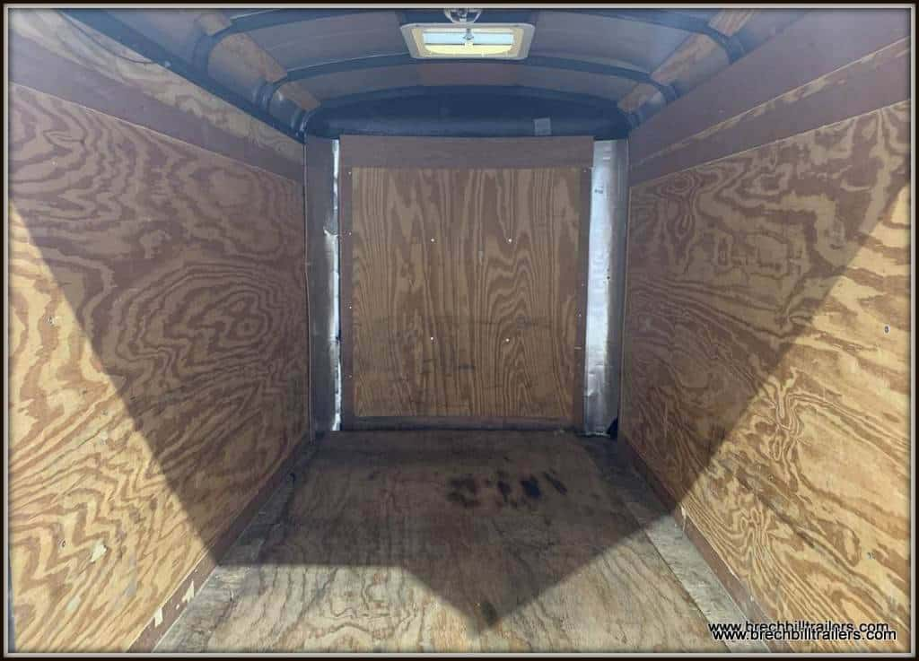 Used 2013 Stealth Enclosed Trailer