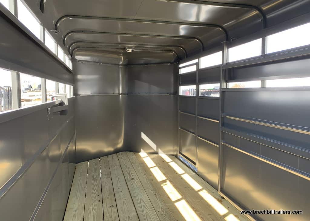 VALLEY LIVE STOCK TRAILER