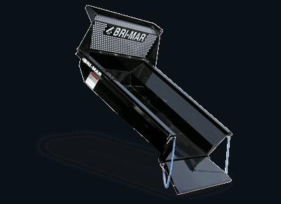 Bri-Mar Dump Inserts DI-100-6, DI-100-8, 6 & 8 ft Insert Black 1